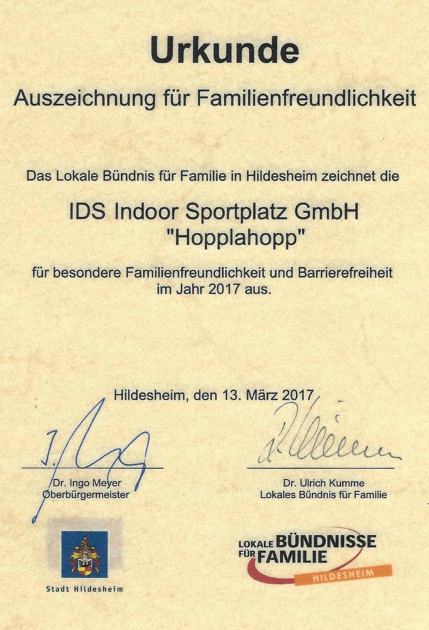 hopp la hopp hildesheim